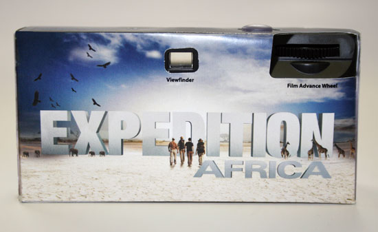 The History Channel – Expedition Africa Camera