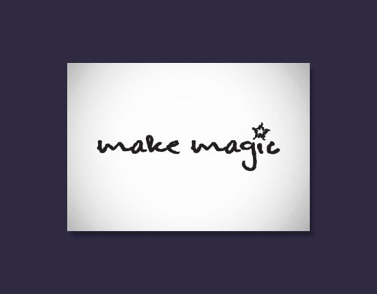 Make Magic